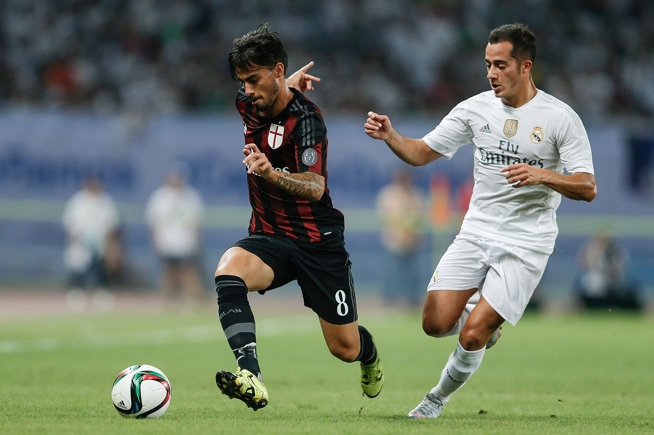 Match Thread: Real Madrid vs AC Milan