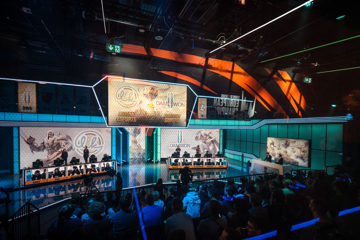 2019 League Of Legends World Championship Play-In - Day 5