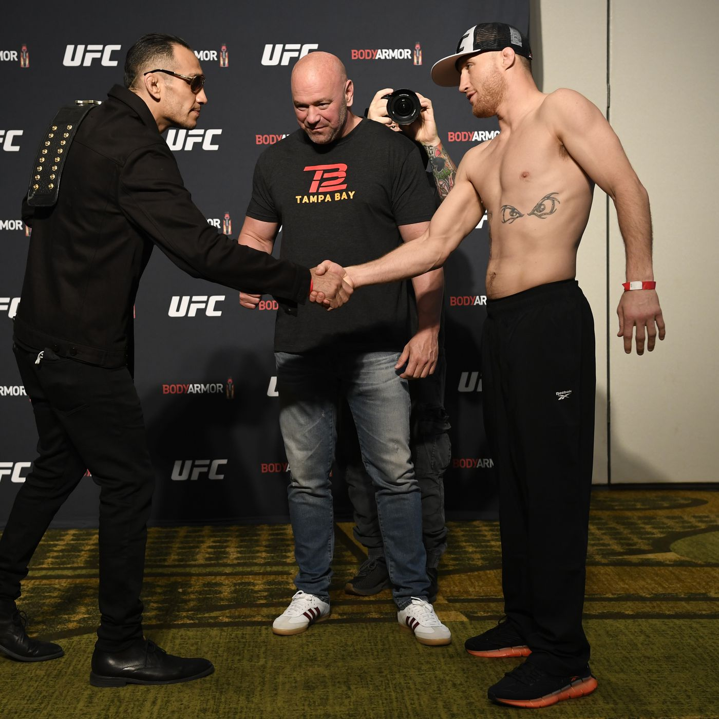 Tony Ferguson vs. Justin ...