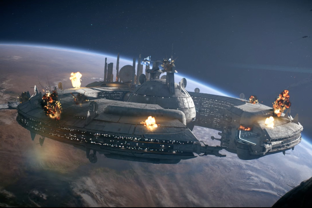 DICE Electronic Arts For Star Wars Battlefront 2