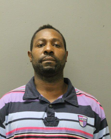 Christopher Luckett arrest photo