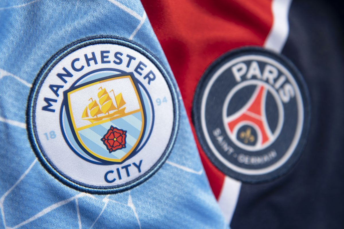 Manchester City v Paris Saint Germain: TV Info, Preview, Team News and  Prediction - Bitter and Blue