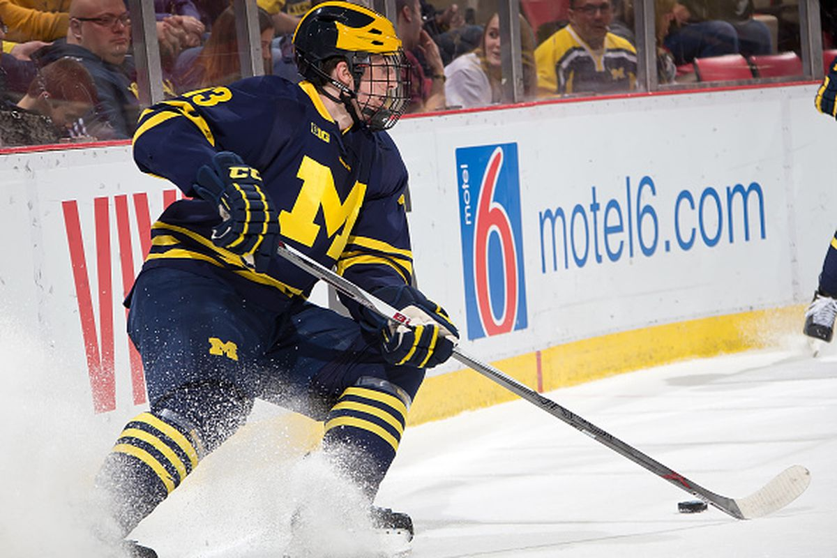 timeless design f28e1 139c6 NHL draft 2015: Zach Werenski is your ninth-ranked player on ...