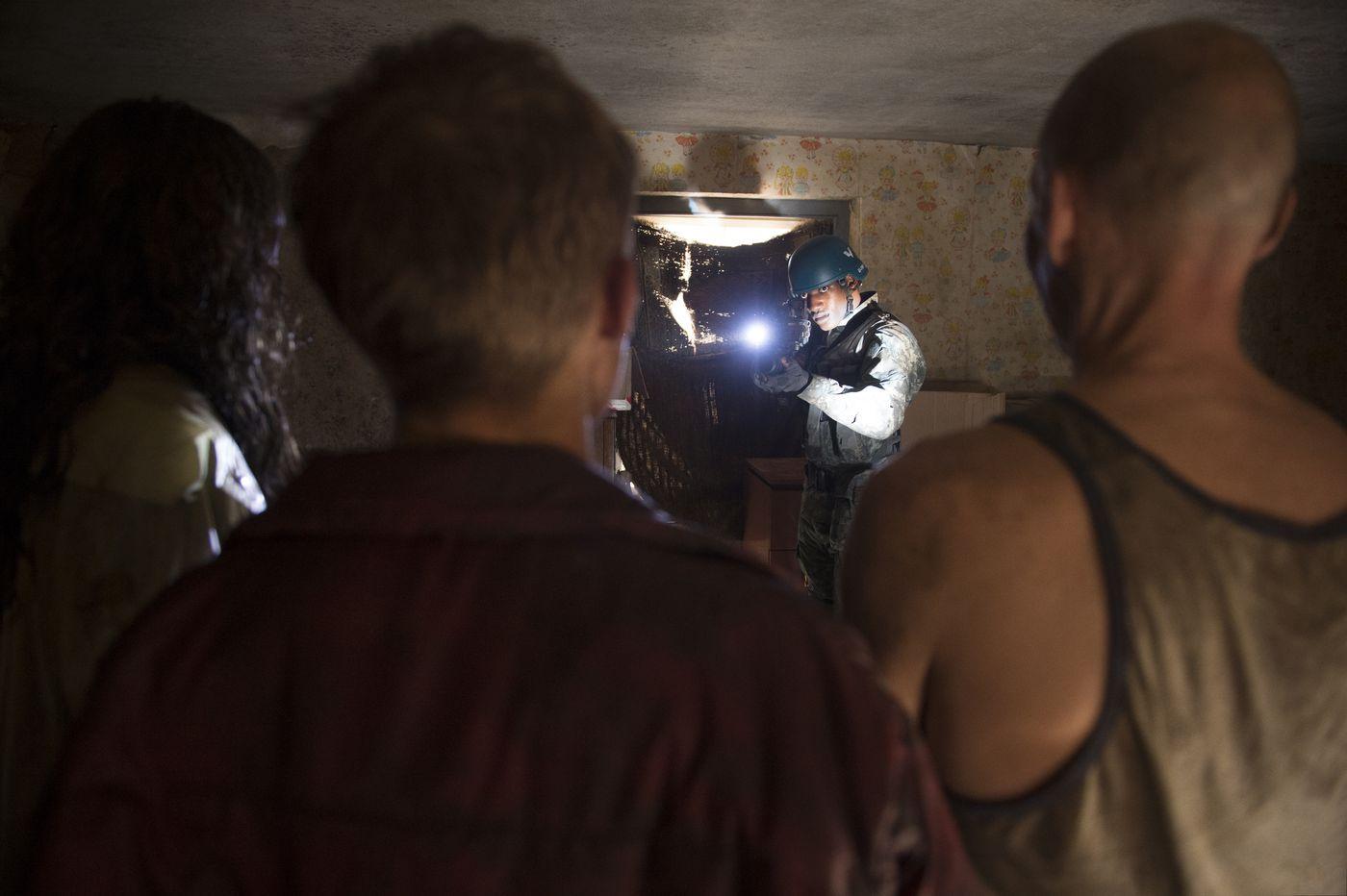 "Black Mirror season 3, episode 5: ""Men Against Fire"" is a"