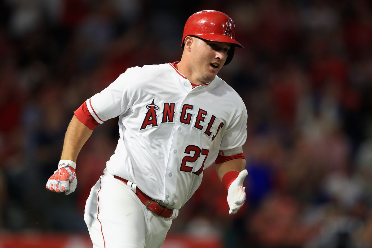 Mike Trout Isn T The Fastest To 1 000 Hits But It S Still A