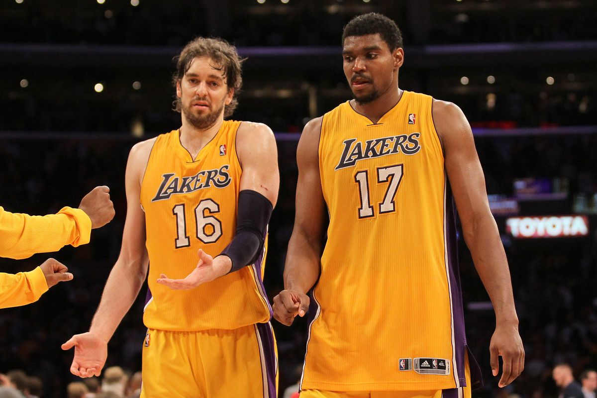 0b76de9acad NBA Rumors: Former Lakers center Andrew Bynum attempting comeback ...