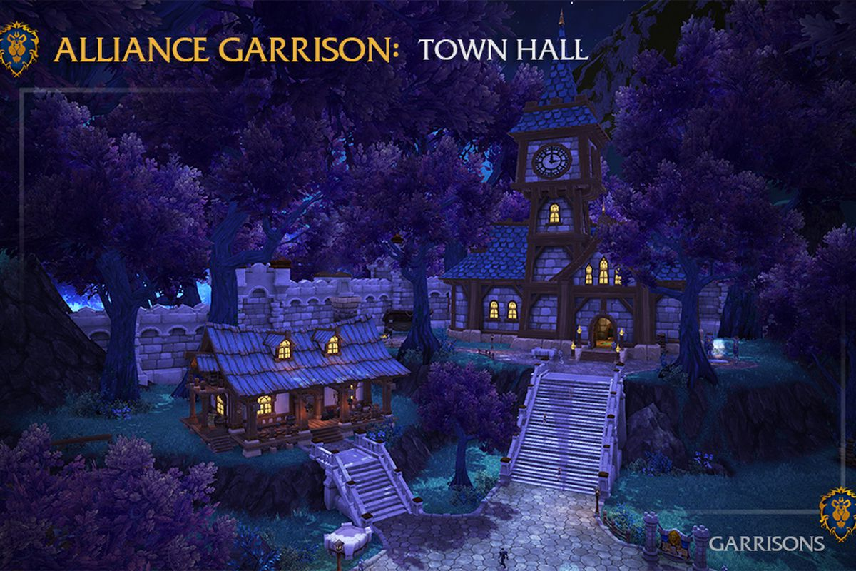 Blizzard offers new info on warlords of draenors garrison buildings one of the most interesting features in warlords of draenor blizzards forthcoming expansion for world of warcraft is the ability to build a garrison malvernweather Gallery