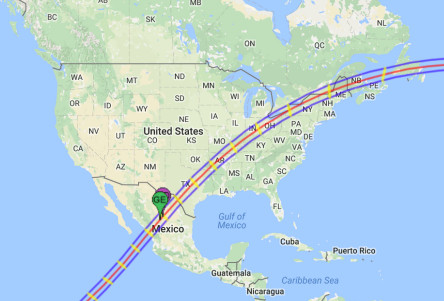 Vox Eclipse Map.The Next U S Total Solar Eclipse Is Only 2 422 Days Away Recode