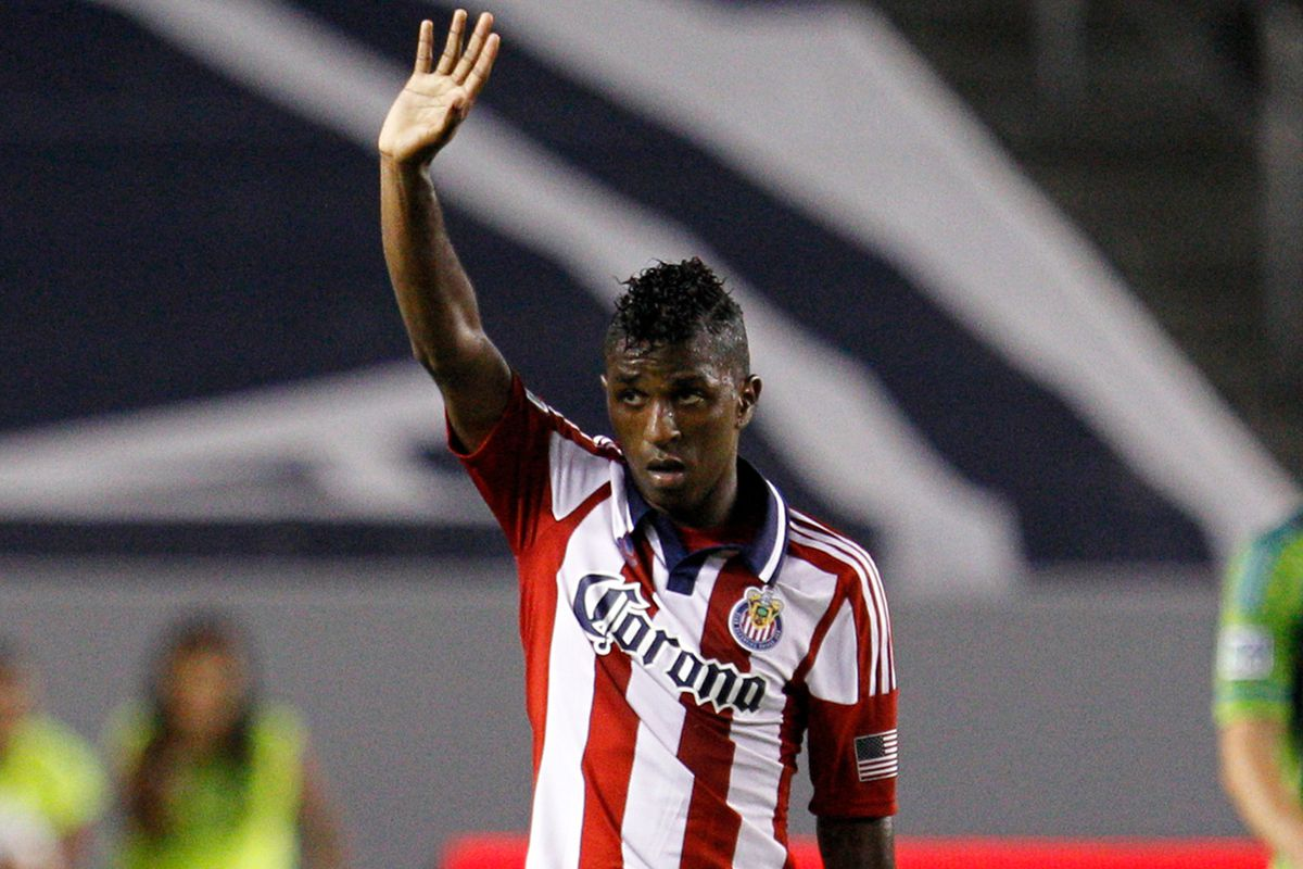 Bolaños: We're going to miss you!