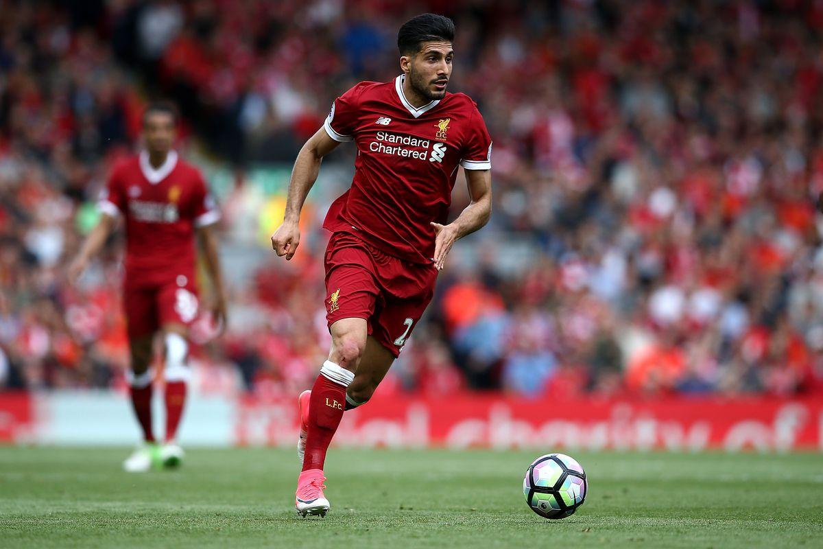 Liverpool v Middlesbrough - Premier League