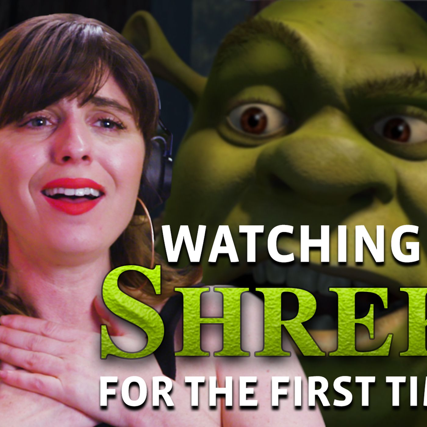 Tam Gets Drunk and Watches The Movie 'Shrek' For The First