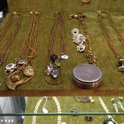 Necklaces, $130