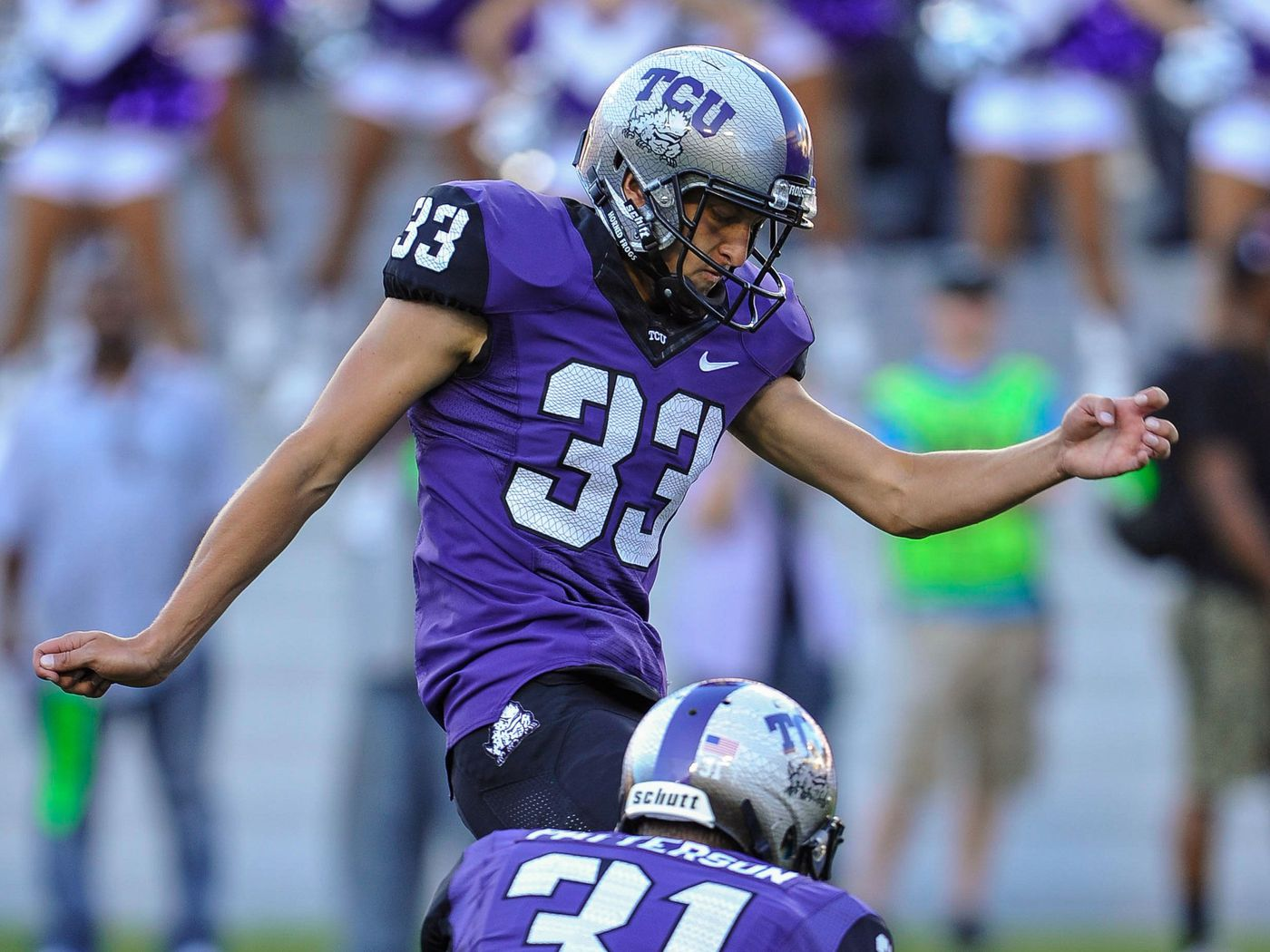 Legs: K-State 33, TCU 31 - Bring On The Cats