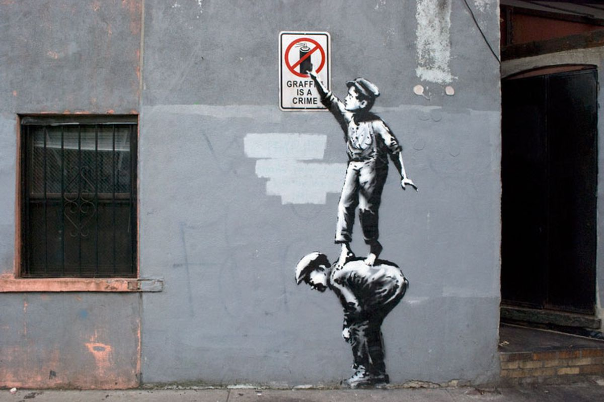 Image result for banksy art