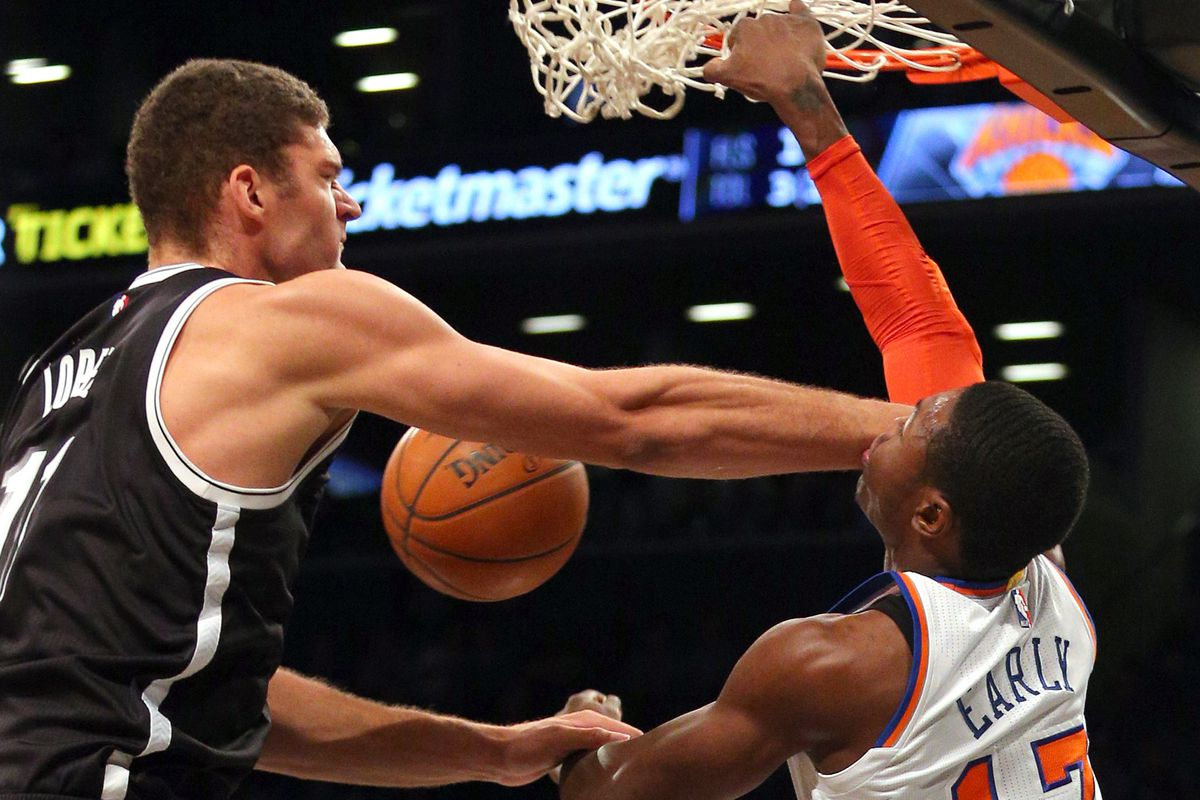 Brook Lopez was a beastly steal at #92 overall in the Yahoo Sports Friends and Family league...