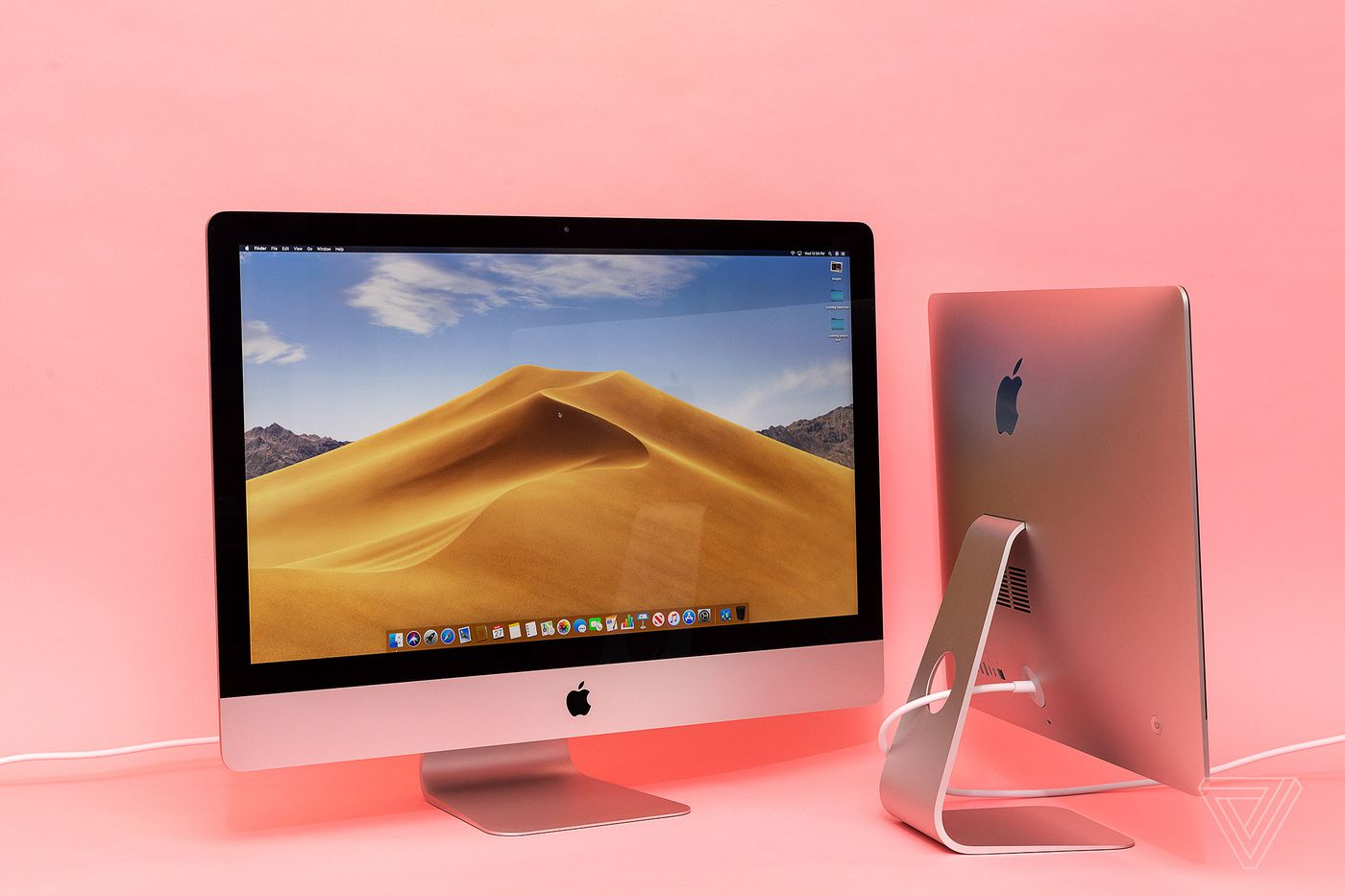 Apple Imac 27 And 21 5 2019 Review The Verge