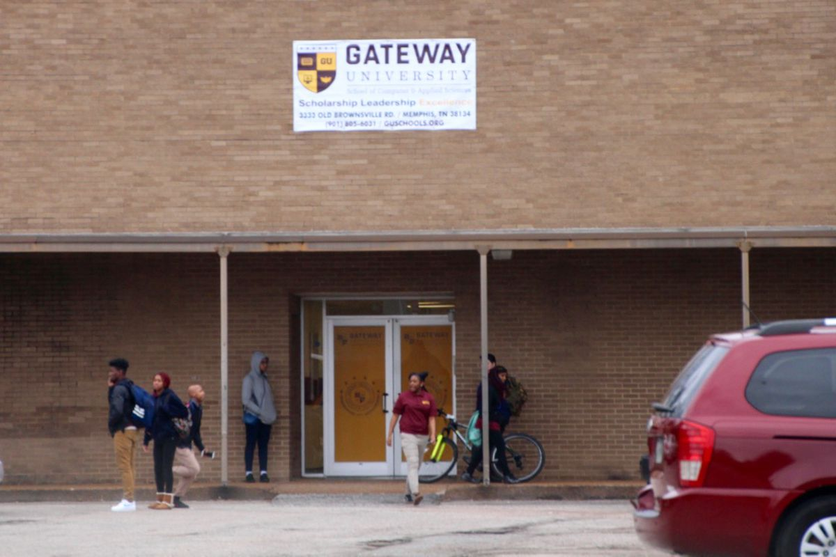 Gateway University is closed after a Shelby County Schools investigation found a slew of misconduct at the high school.