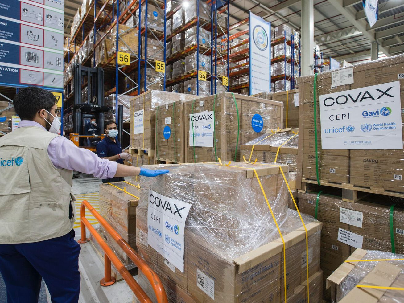 Latter-day Saint Charities donates $20 million to global COVID-19 vaccine campaign