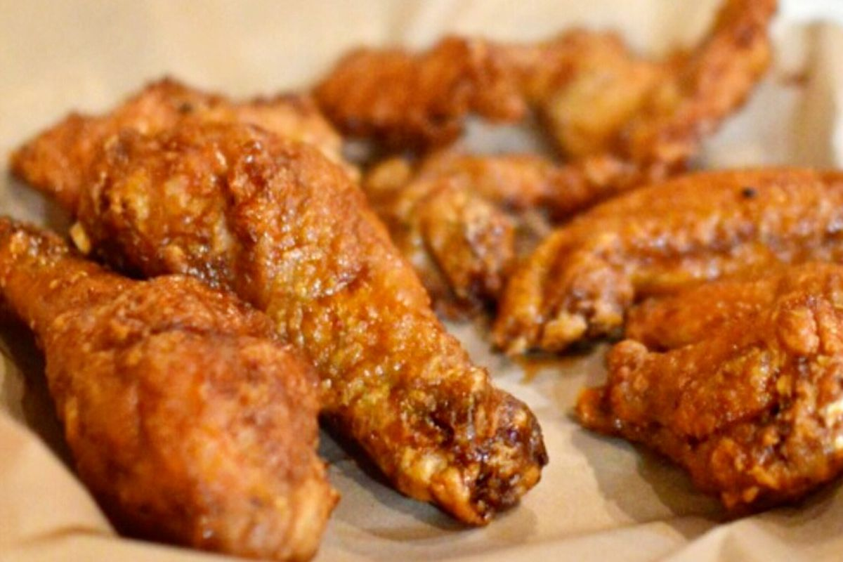 Great Korean fried chicken can be found in the heart of Houston's Museum District.