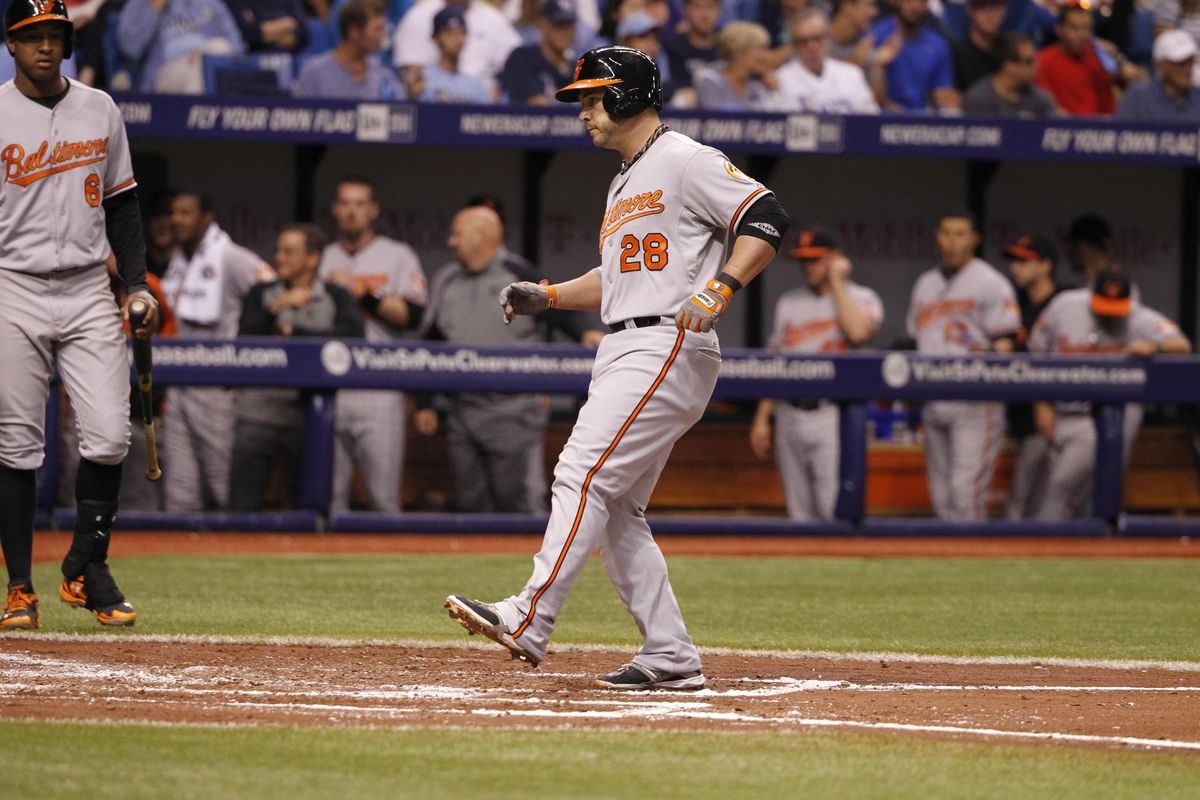 Steve Pearce did some round-tripping this week