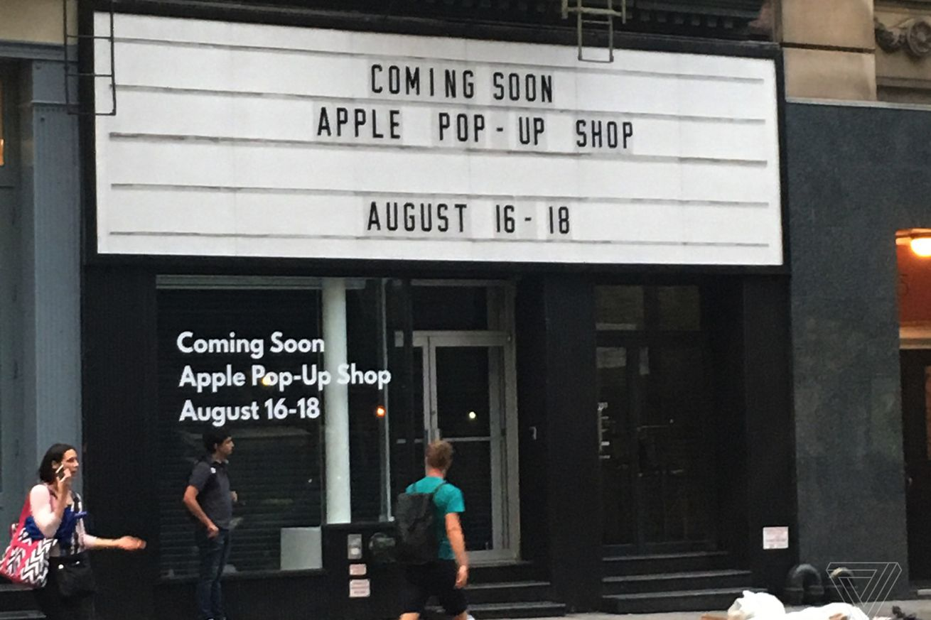 don t be fooled by nyc s new apple pop up shop