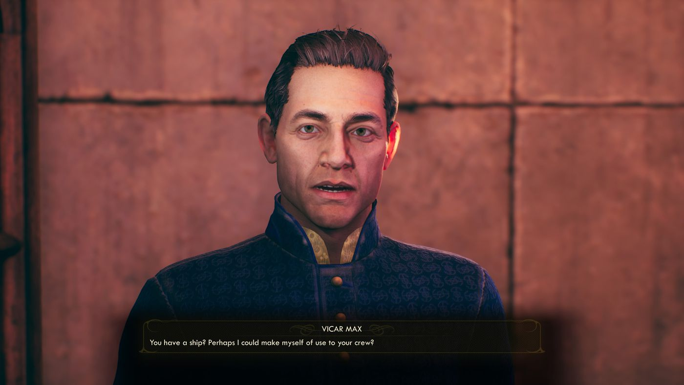 The Outer Worlds Companions Guide Polygon