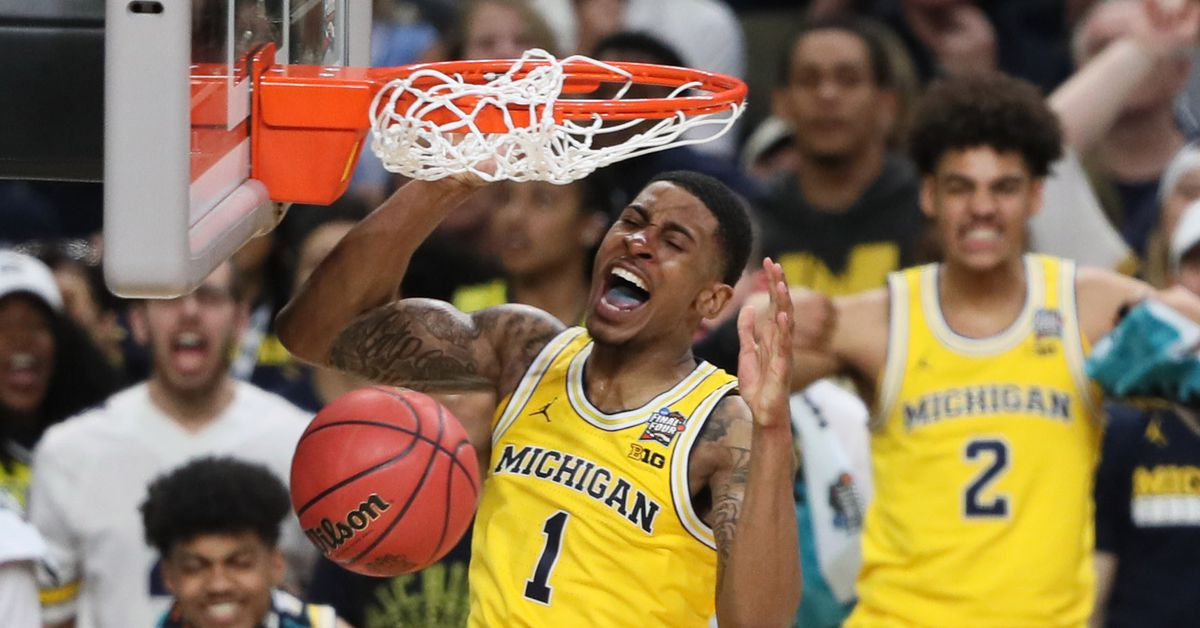 Michigan Basketball Made The National Title Without 5-star