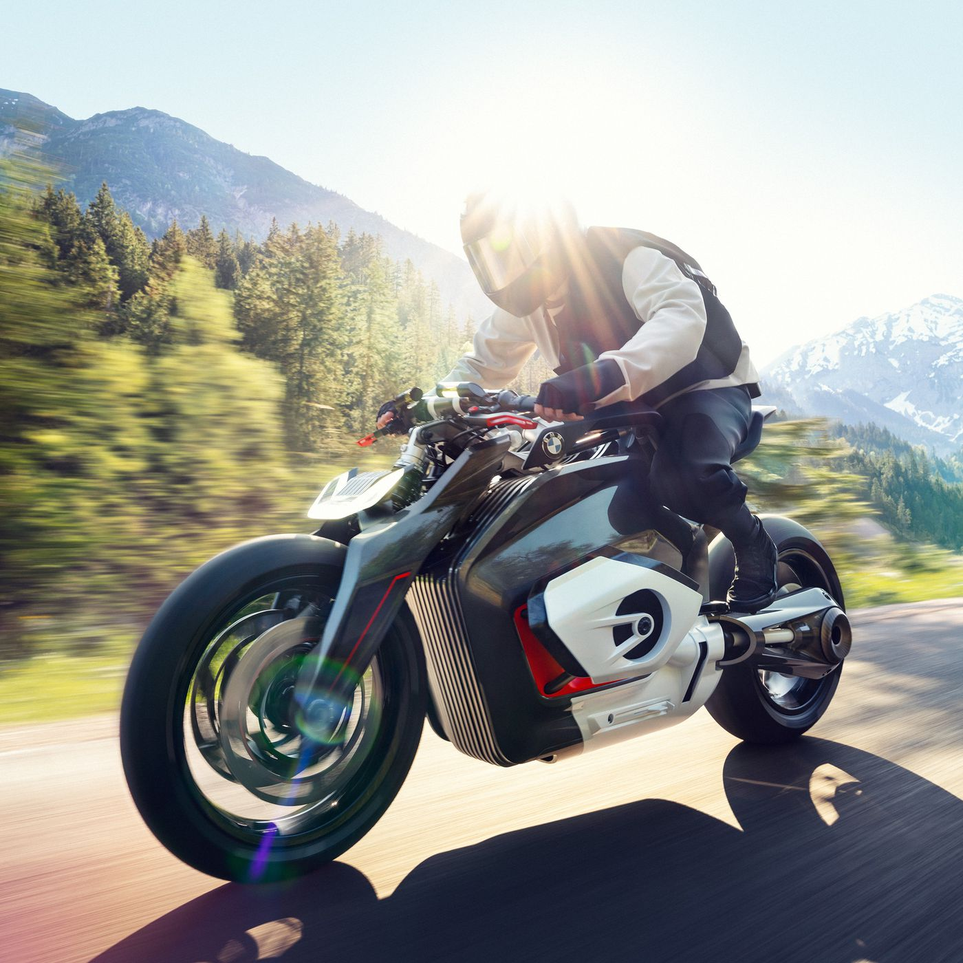 BMW's new electric motorcycle concept is a fresh vision of the ...
