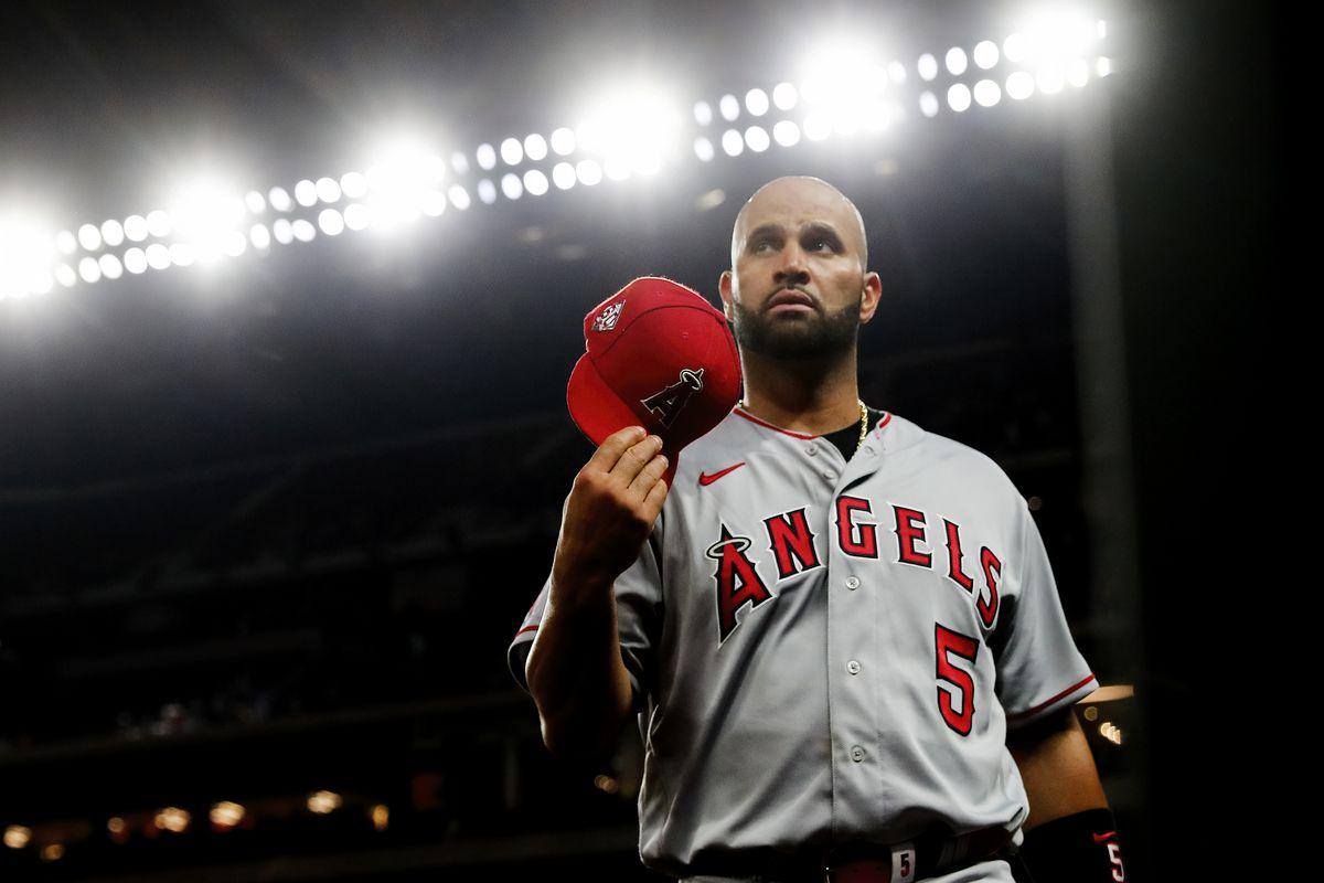 MLB: Los Angeles Angels at Texas Rangers