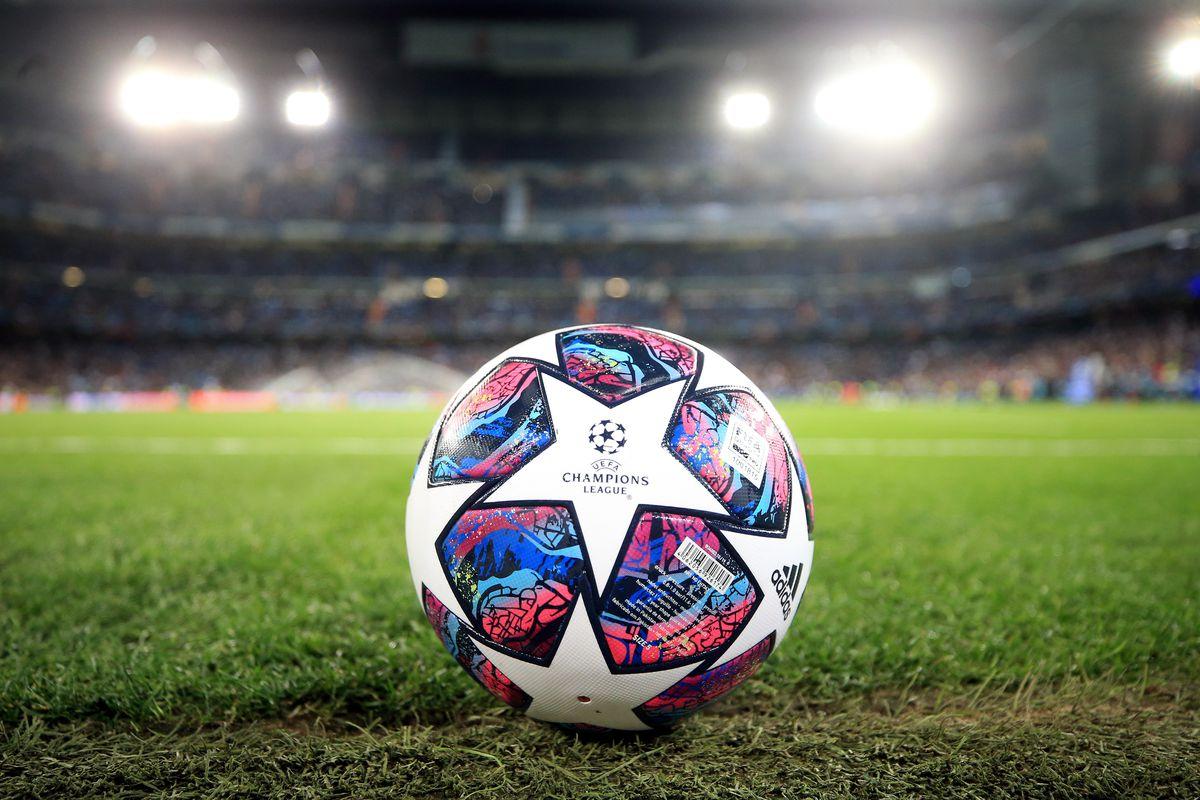 Real Madrid v Manchester City - UEFA Champions League - Round of 16 - First Leg - Santiago Bernabeu