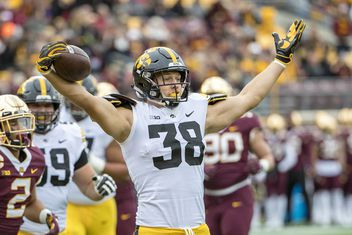 250919203fb NFL Mock Draft 2019: Pittsburgh Steelers select T.J. Hockenson