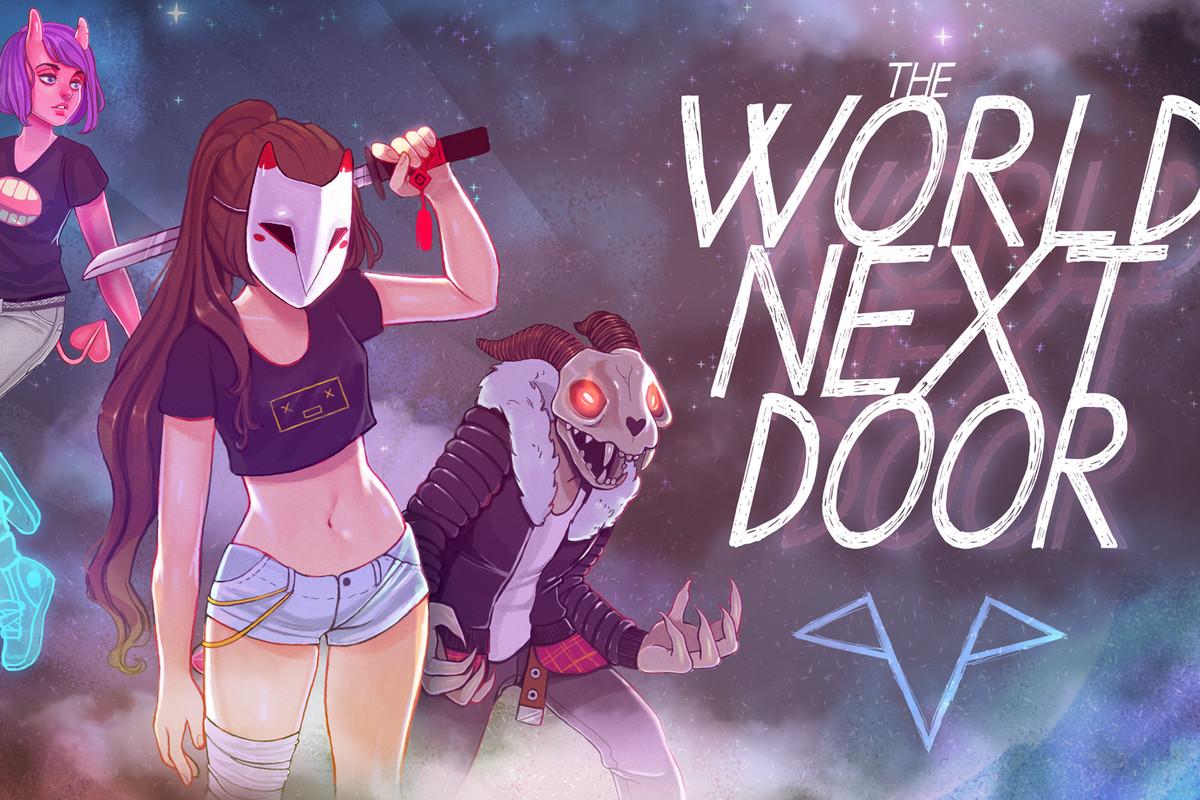 The World Next Door key art