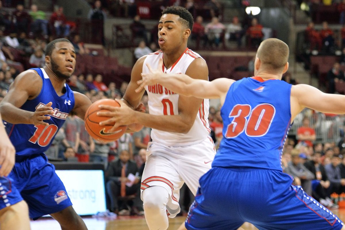 D'Angelo Russell has his eyes set on Louisville.