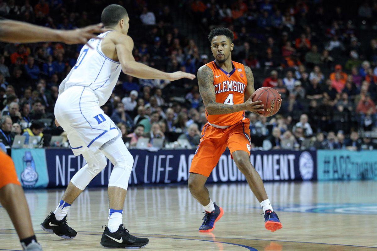 NCAA Basketball: ACC Conference Tournament-Duke vs Clemson