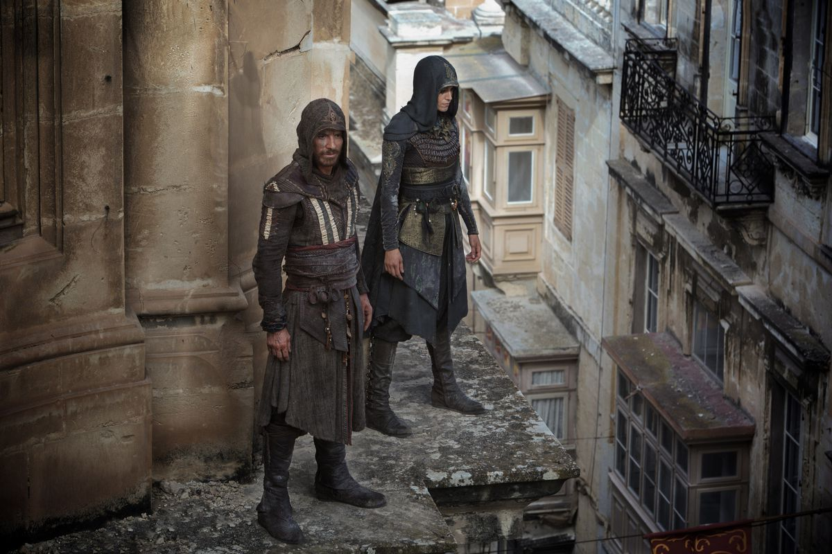 Películas videojuegos Assassin's Creed