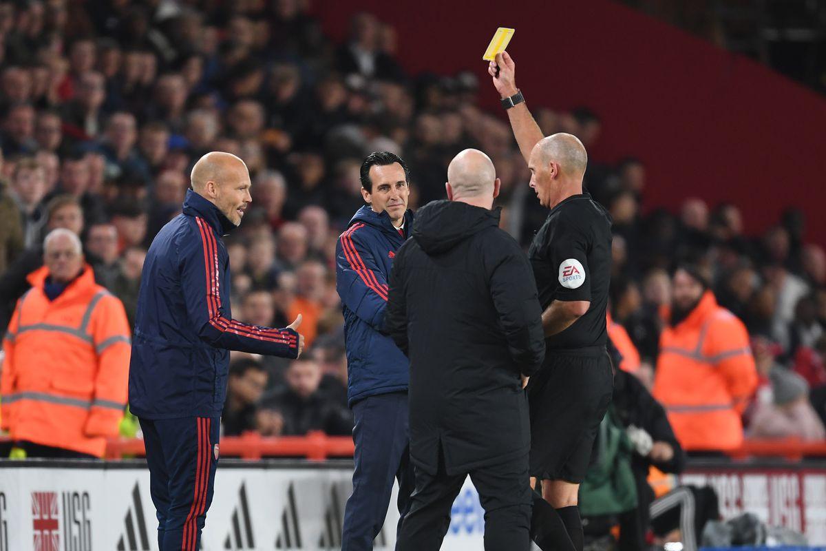 Sheffield United v Arsenal FC - Premier League
