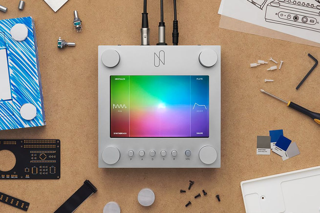 google s nsynth super is an ai backed touchscreen synth