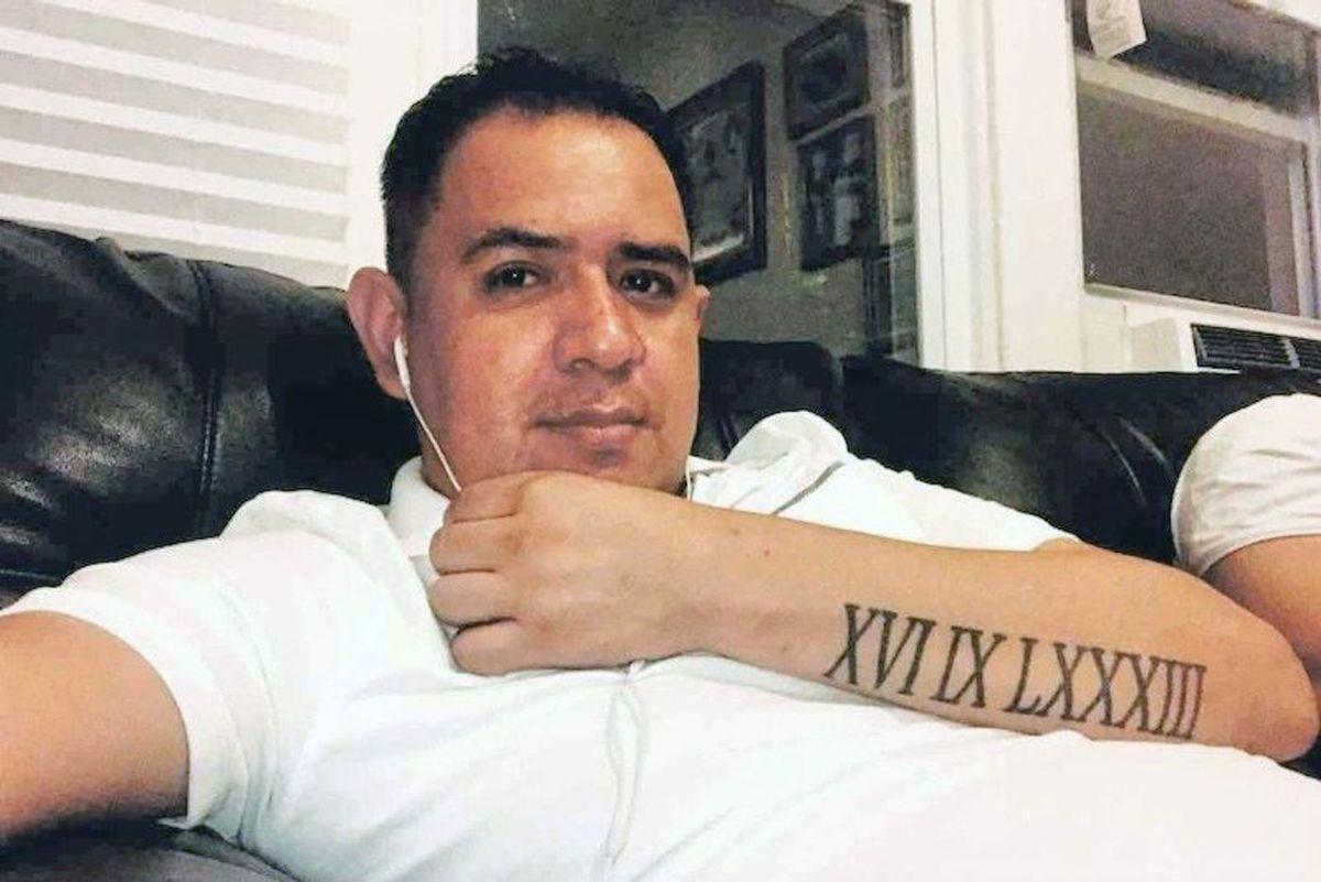Alfredo Herrera, 36, died of coronavirus on April 13.