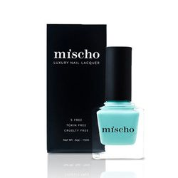 """Mischo Beauty """"Jackie"""" Nail Lacquer, <a href=""""http://www.mischobeauty.com/products/jackie"""">$18</a>"""
