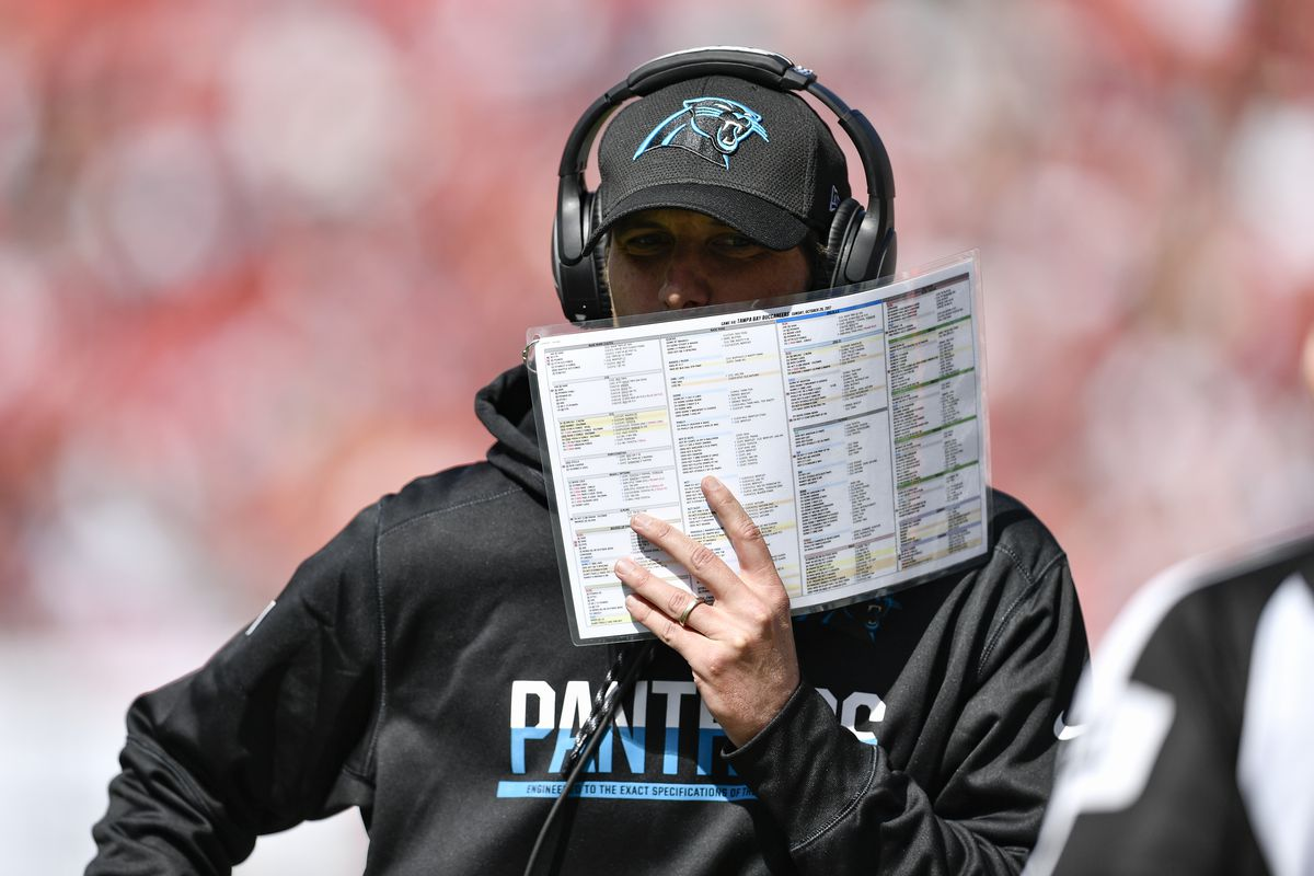 NFL: OCT 29 Panthers at Buccaneers