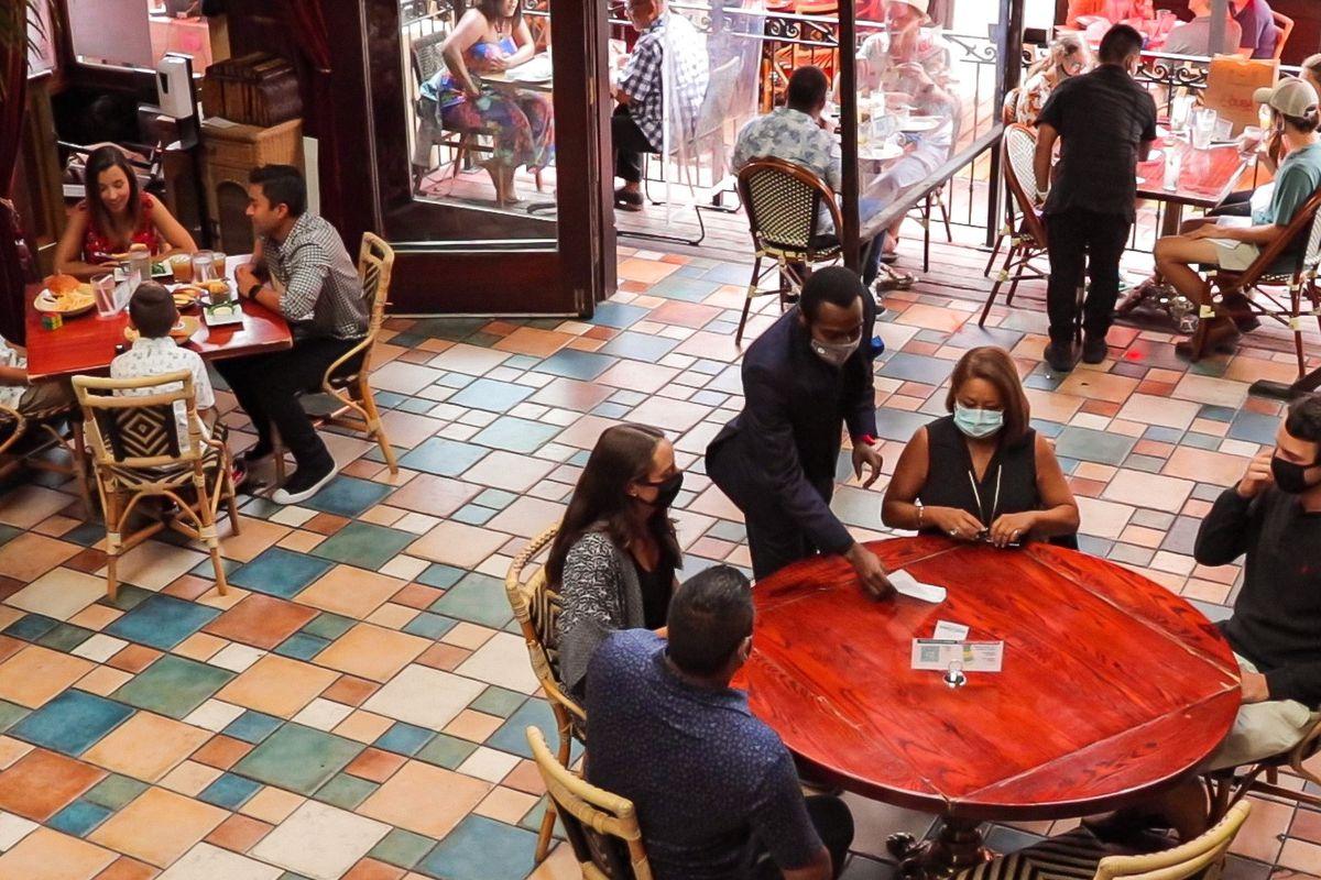 Restaurants Open Christmas 2020 Philadelphia Philadelphia Restaurants Reopen for Indoor Dining   Eater Philly