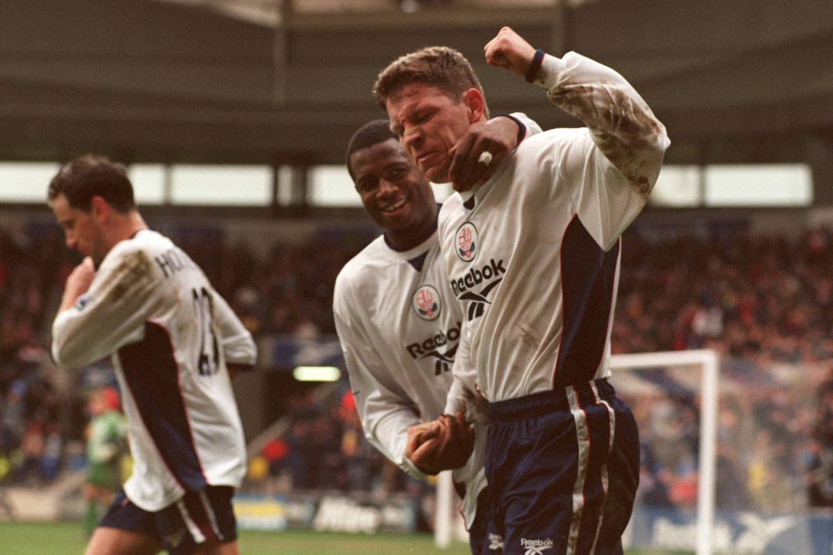 Soccer - FA Carling Premiership - Bolton Wanderers v Sheffield Wednesday