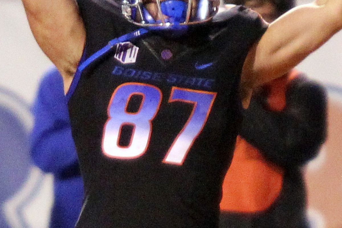 NCAA Football: San Jose State at Boise State