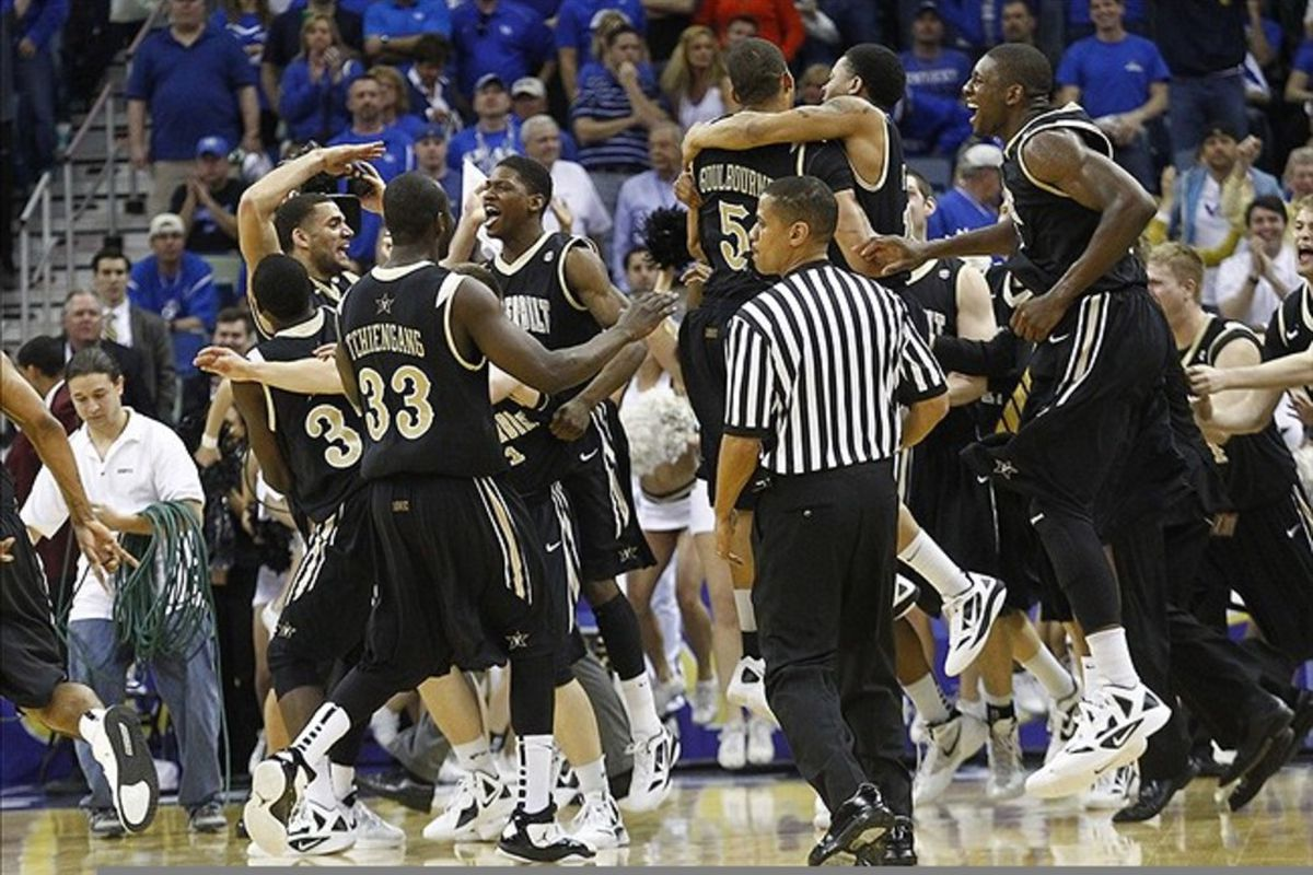 Vanderbilt is riding high going into the NCAA Tournament. Can they avoid a letdown and a third-straight first round loss?