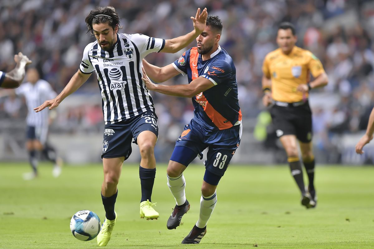 Monterrey v Puebla - Torneo Clausura 2019 LIga MX