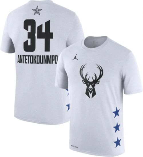 bca63e5742d7 Giannis Antetokounmpo 2019 NBA All-Star Game Nike T-shirt for  35 DICK S  Sporting Goods