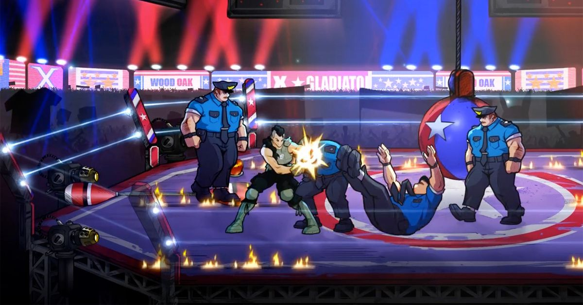 Streets of Rage 4 Mr. X Nightmare DLC release date, Survival Mode news  announced - Polygon