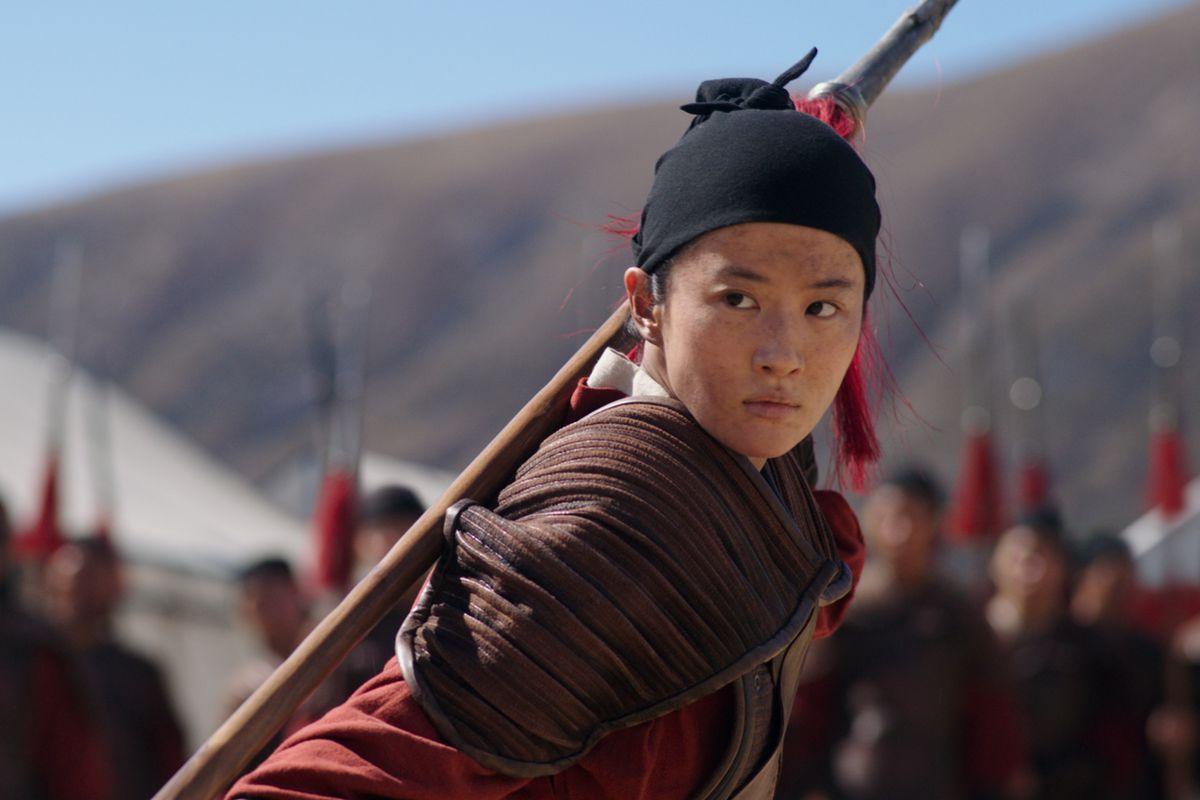 Disney's new Mulan review: Pack up, go home, you're through - Vox