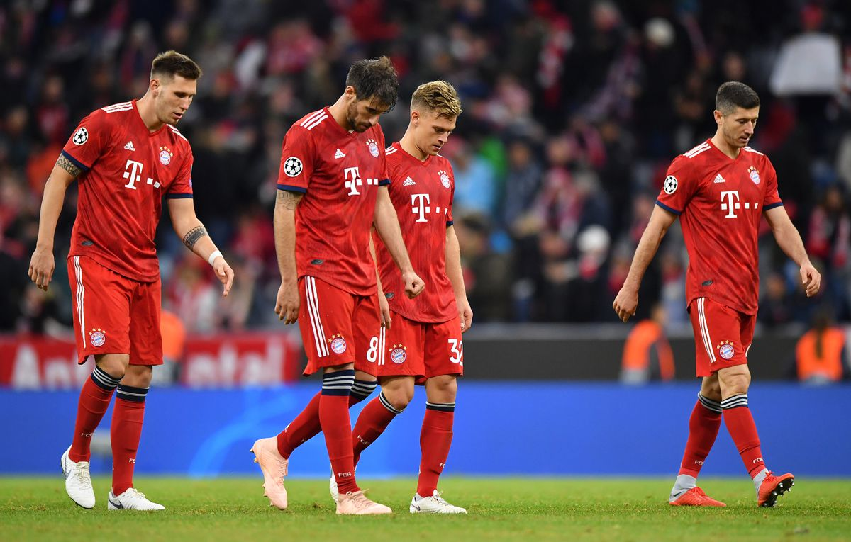 The Coach And The Players Need To Own Bayern Munich U2019s