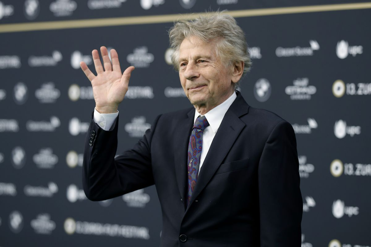 Roman Polanski's retrospective Paris event ambushed by protesters